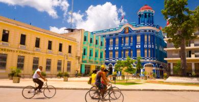 Regreso a Camagüey, Cuba
