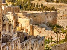 Jerusalén en 3 días