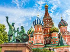Moscú en 3 días