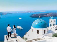 Santorini en 3 días