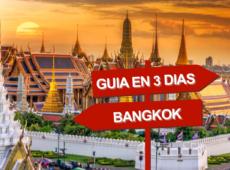 Bangkok en 3 días