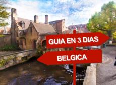 Bélgica en 3 días