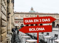 Bolonia en 3 días