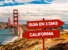 California en 3 días